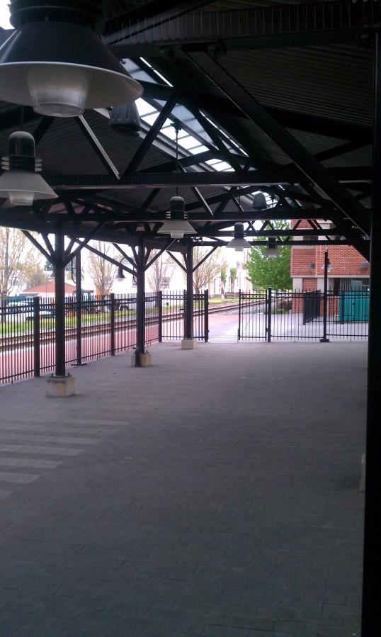 Gettysburg Convention & Visitors Bureau Center Reception Area