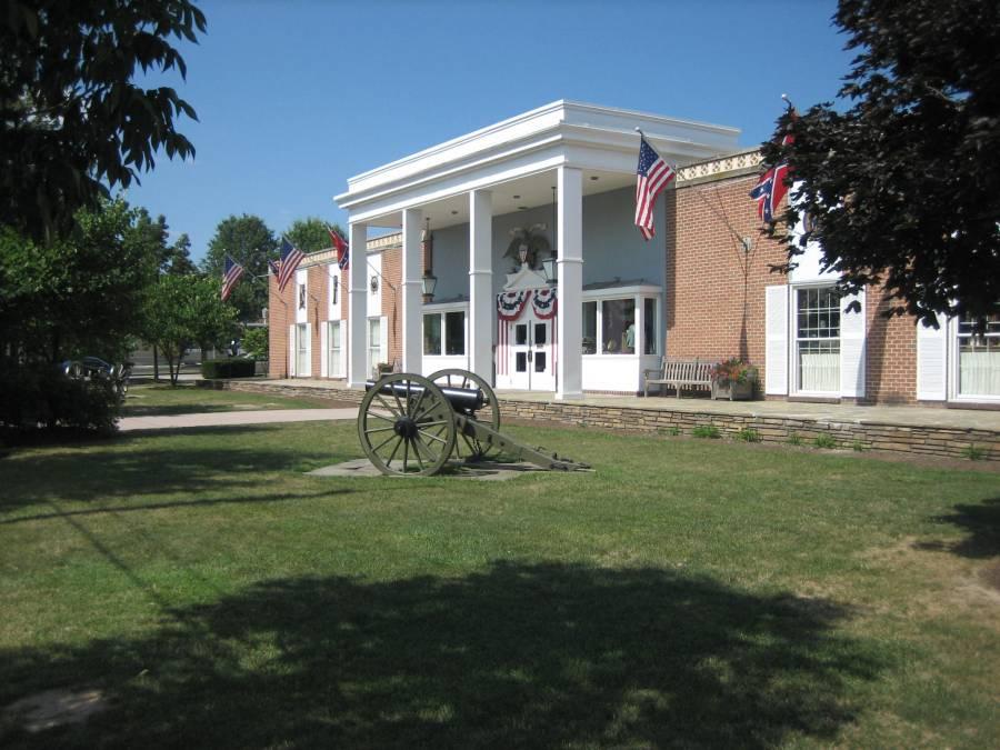 American Civil War Wax Museum Grounds