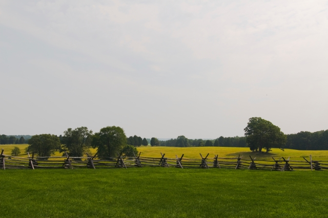 Battlefields of Manassas