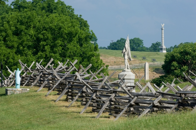 Antietam Battlefield View