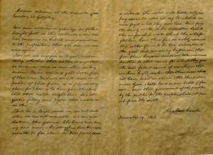 Essay on the gettysburg address